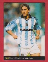 Coventry City Mustapha Hadji Morocco